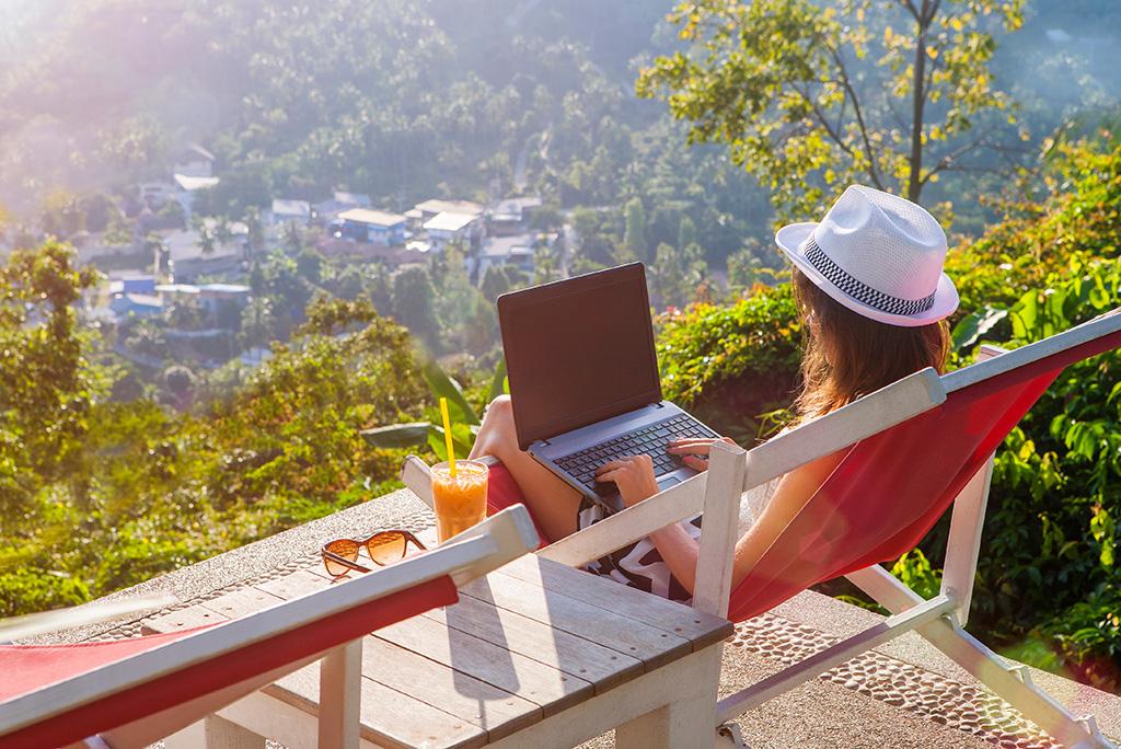 consulente di viaggio online